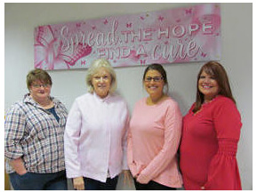 Breast Cancer Awareness at First Choice America