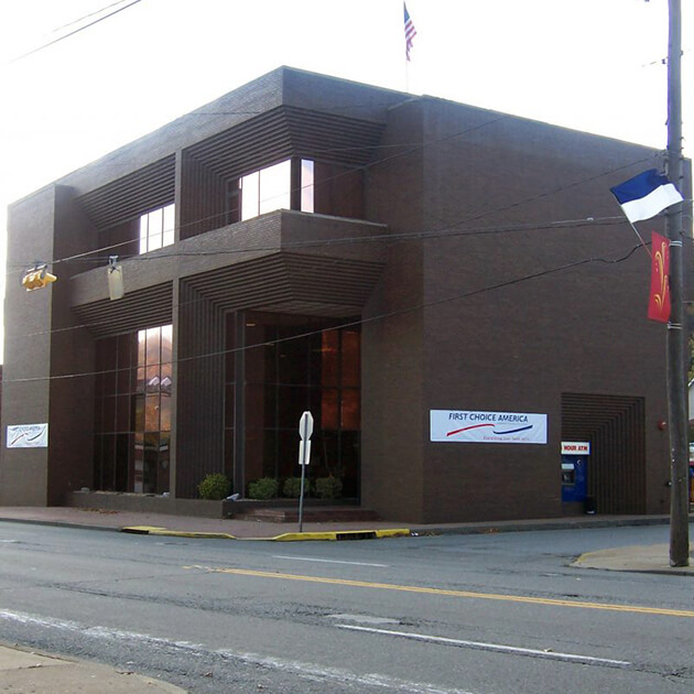 Weirton Main Office - First Choice America CFCU