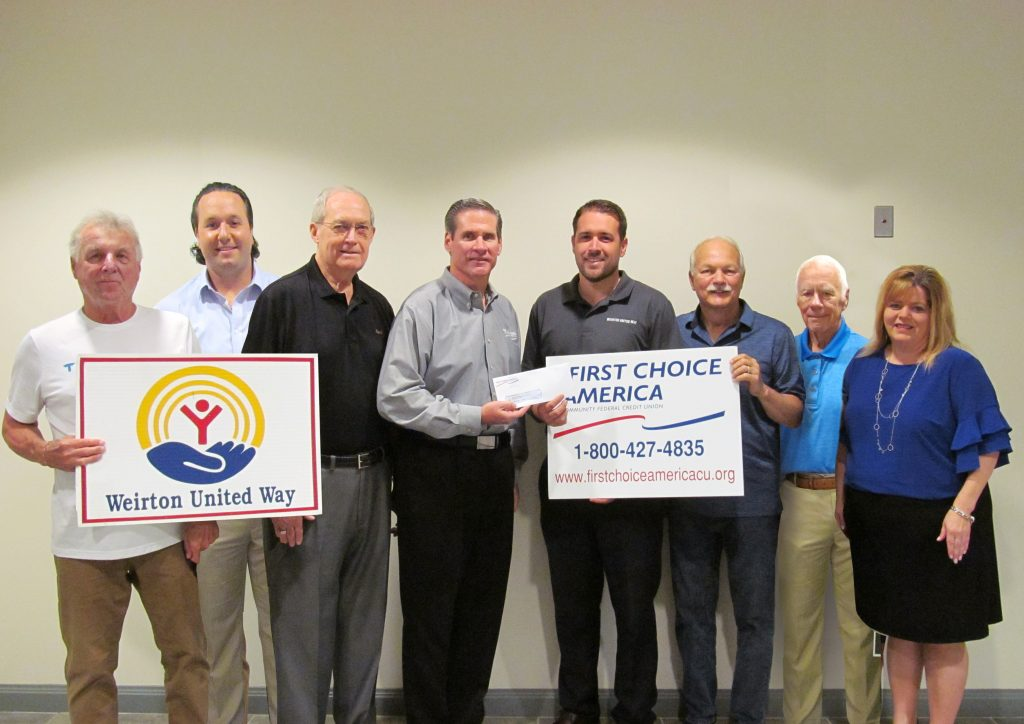 First Choice America sponsors United Way Fall Golf Tournament